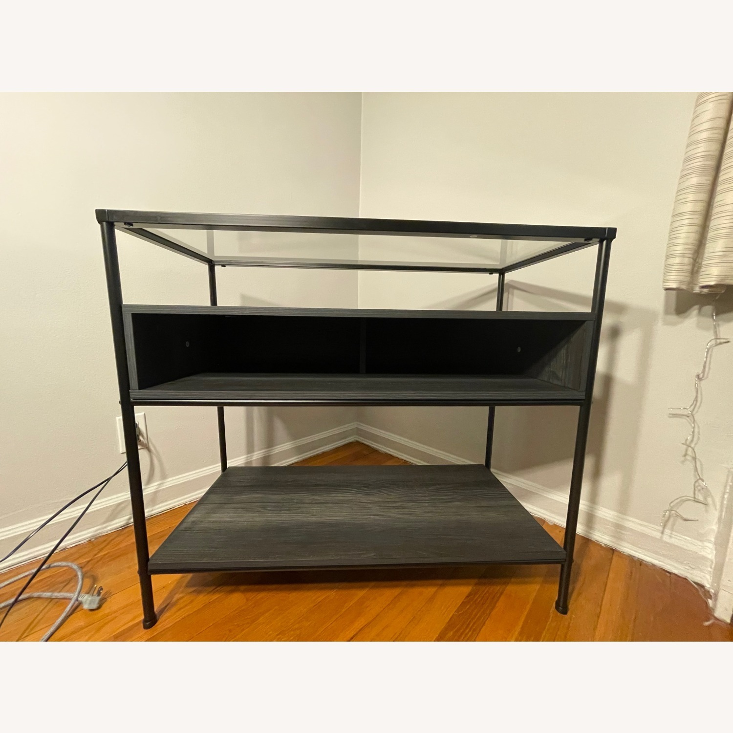 Target TV Table with Storage - image-1