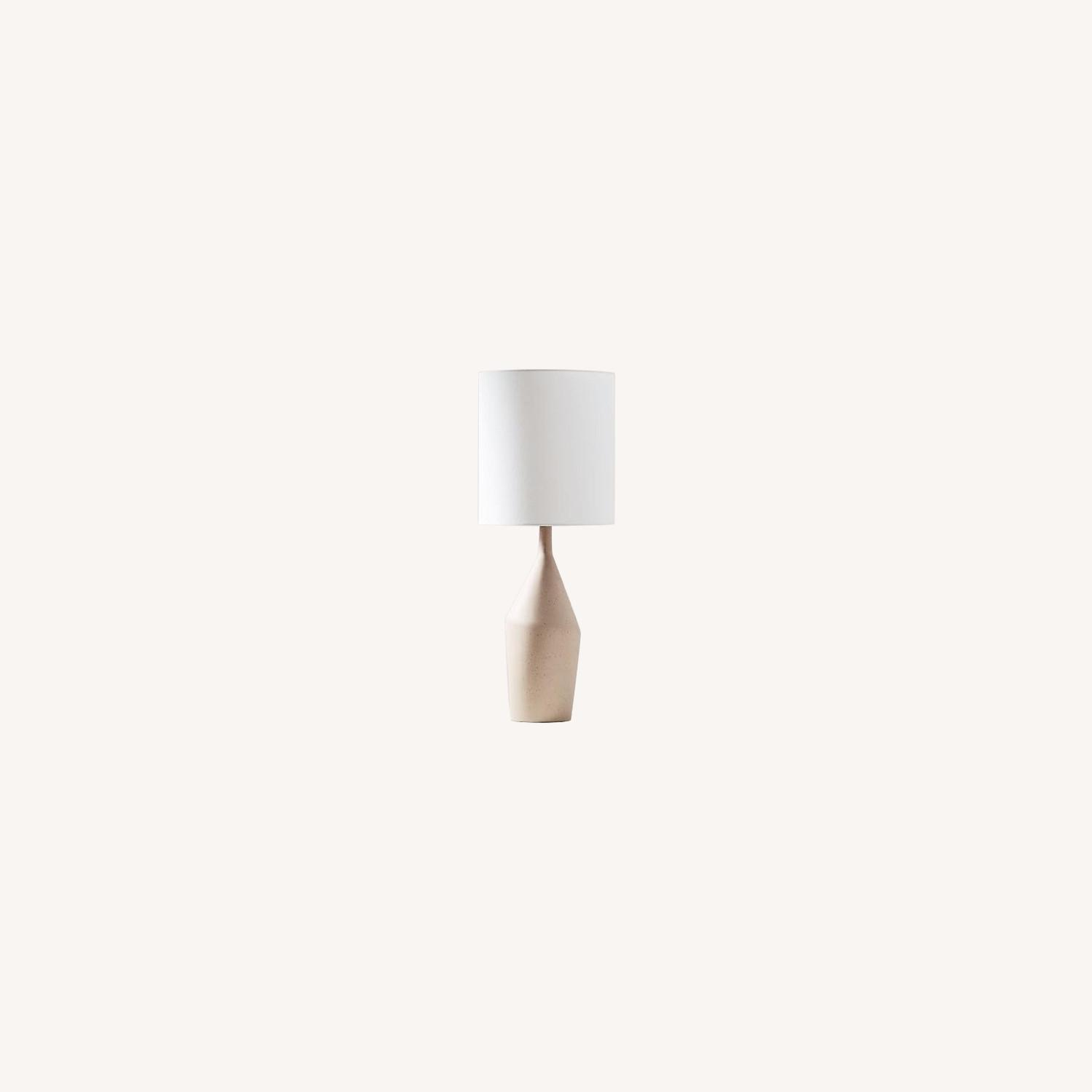 West Elm Tall Asymmetry Table Lamp - image-6