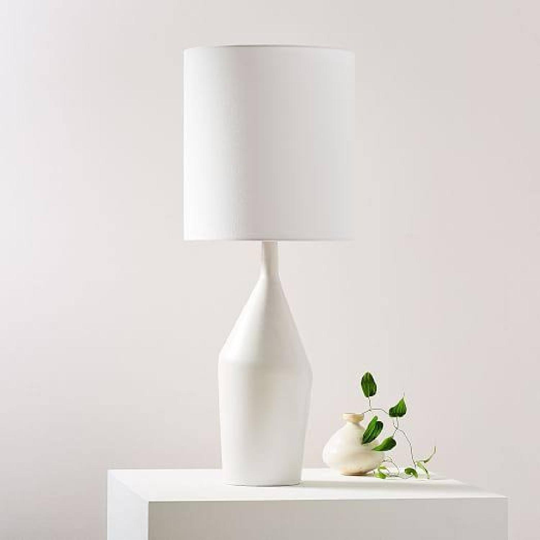 West Elm Asymmetry Table Lamp - image-5
