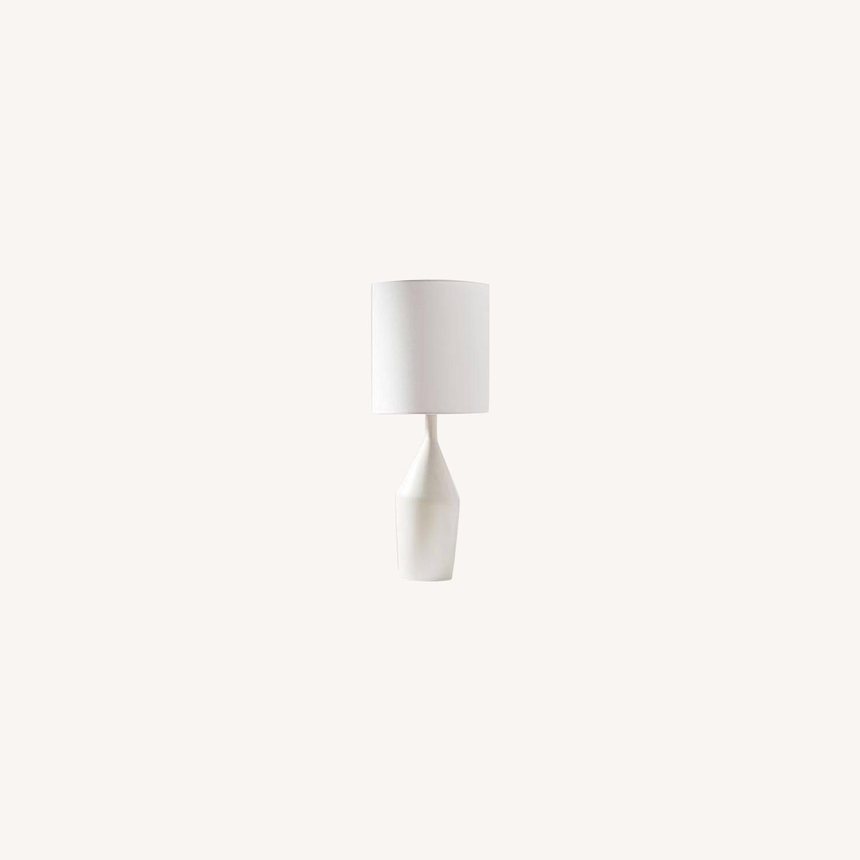 West Elm Asymmetry Table Lamp - image-0