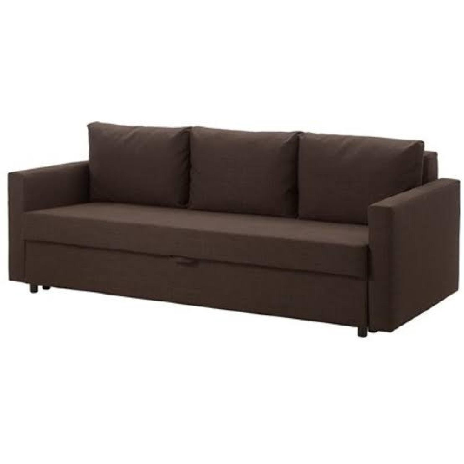 IKEA Sleeper Sofa - image-4