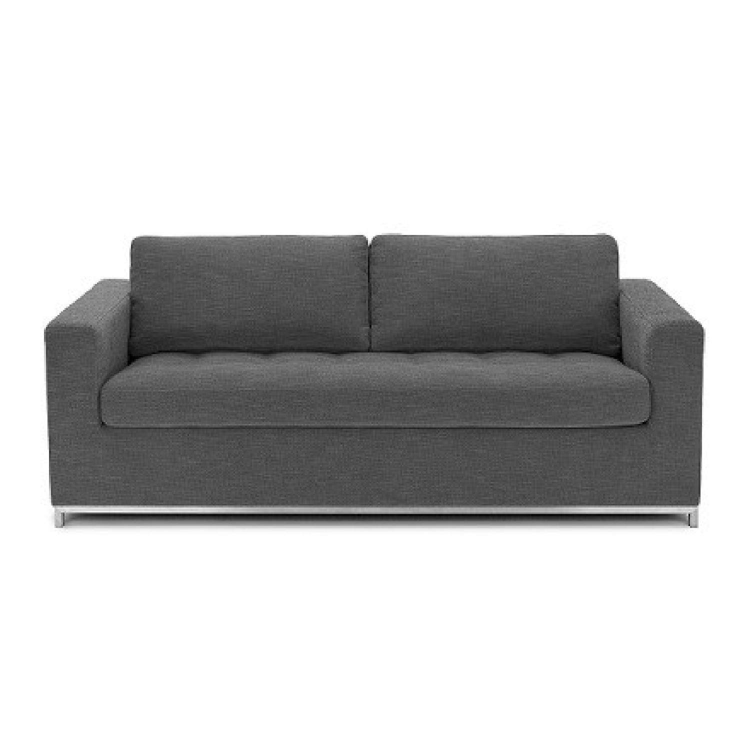 Article Pull Out Sofa (Twilight Grey) - image-6