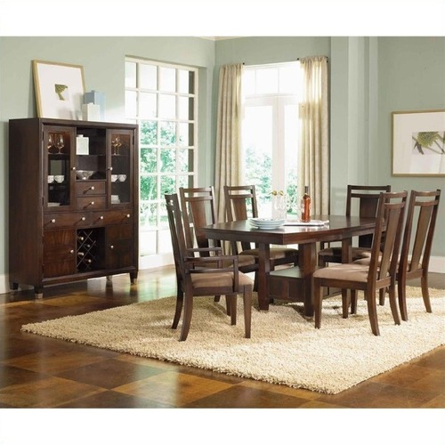 Used Broyhill Furniture 8-Piece Dining Set for sale on AptDeco