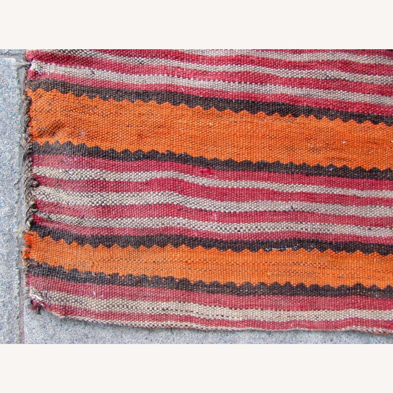 Handmade antique Persian salt bag - image-1