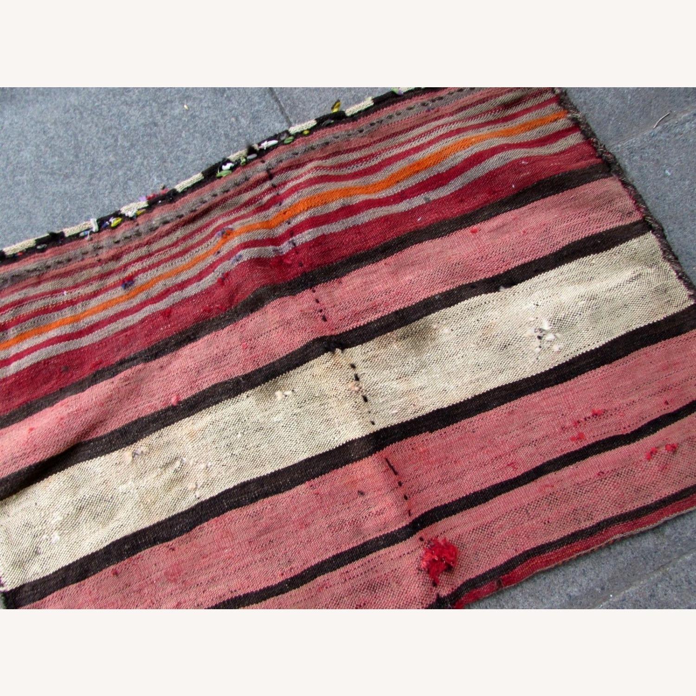 Handmade antique Persian salt bag - image-5
