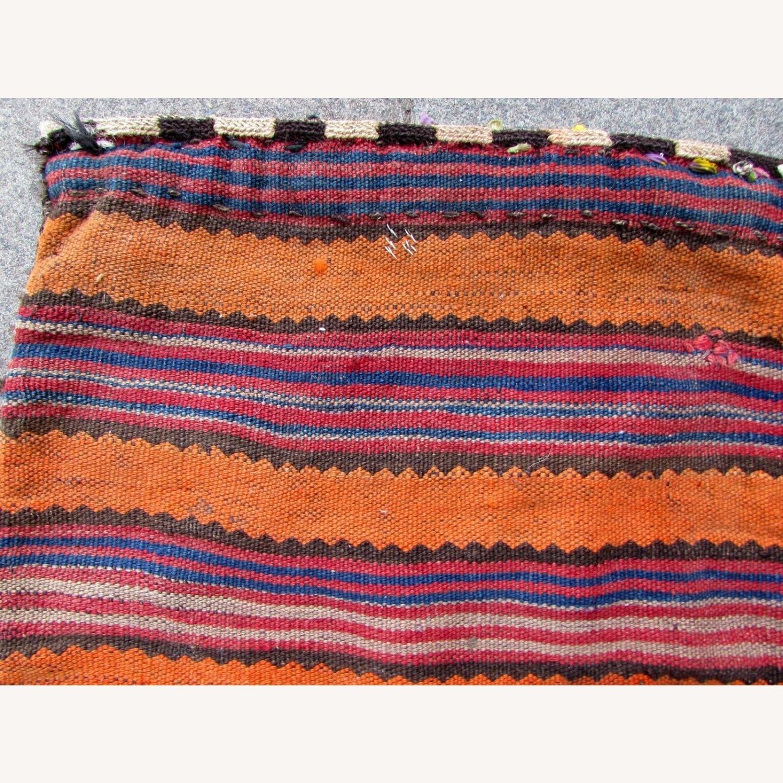 Handmade antique Persian salt bag - image-7