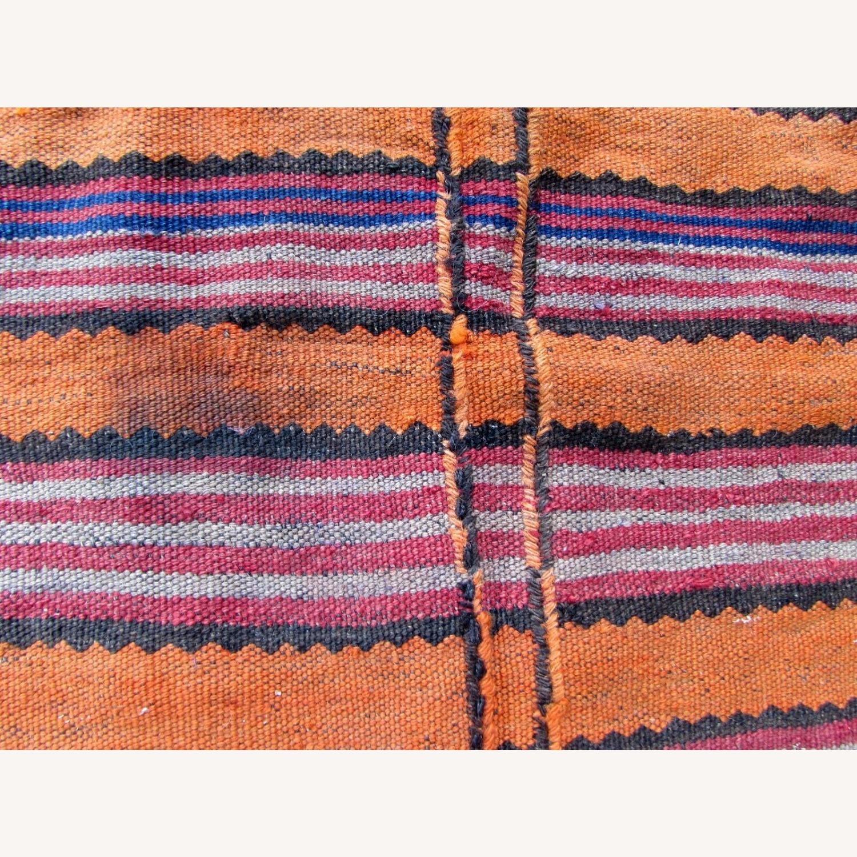 Handmade antique Persian salt bag - image-8