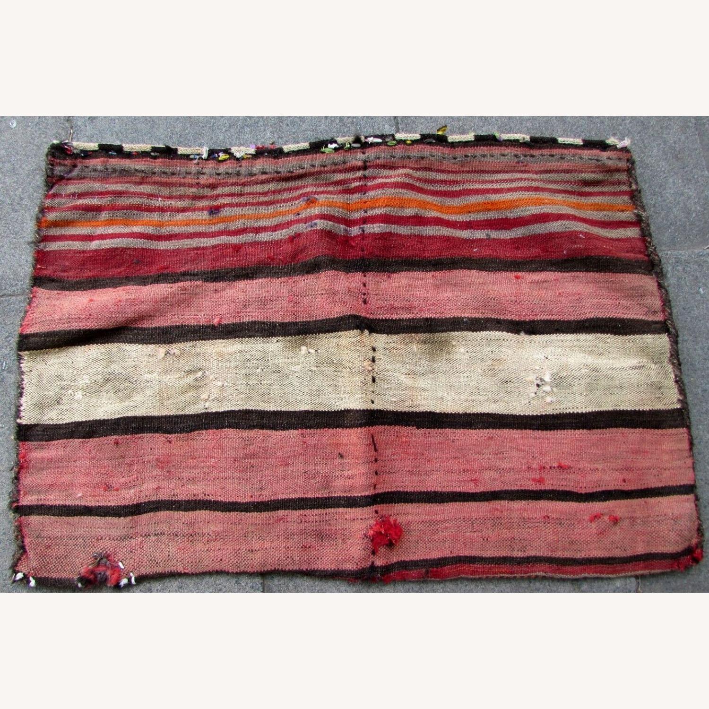 Handmade antique Persian salt bag - image-4