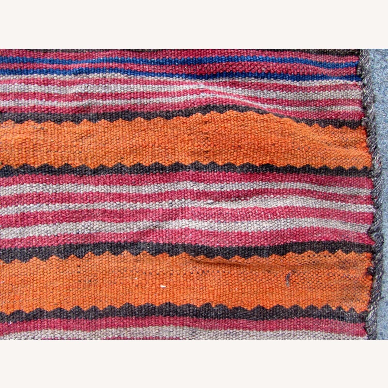 Handmade antique Persian salt bag - image-2
