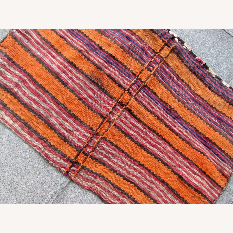 Handmade antique Persian salt bag - image-6
