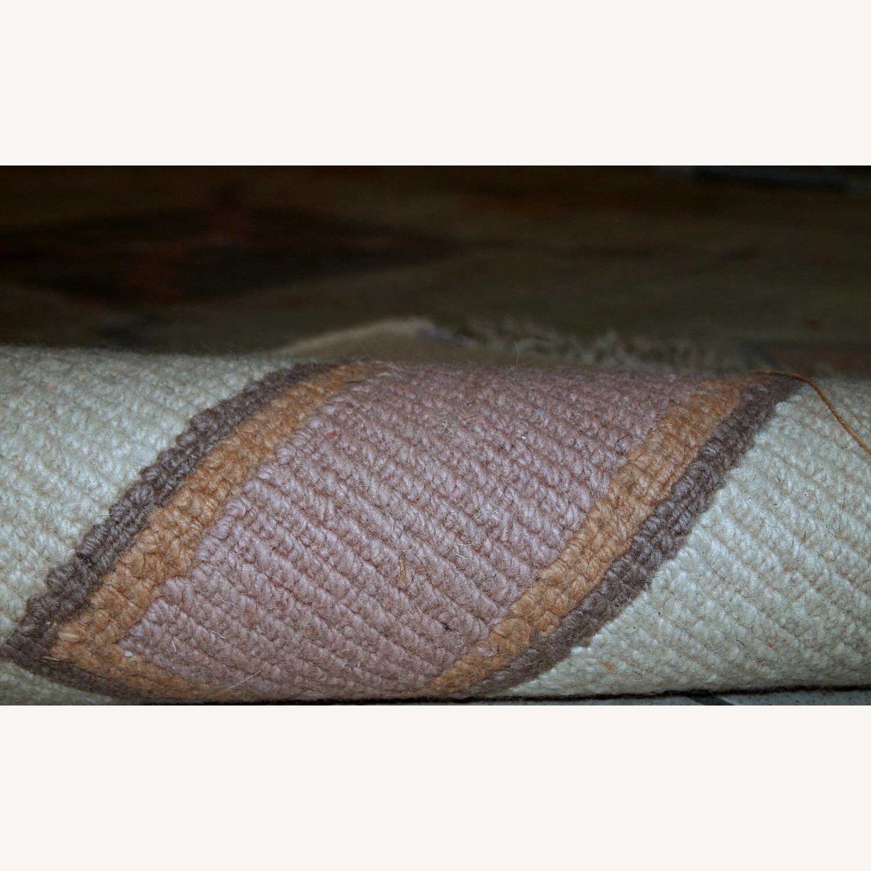 Handmade vintage Tibetan Khaden rug - image-9