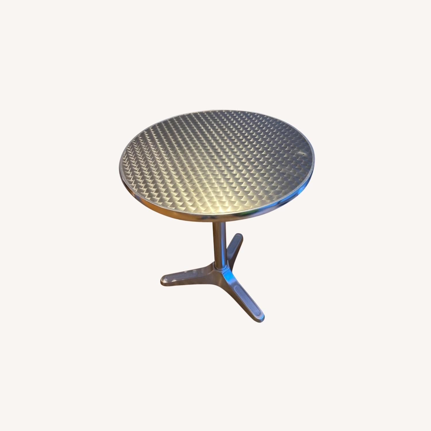 Design Within Reach Steel Side Table - image-0