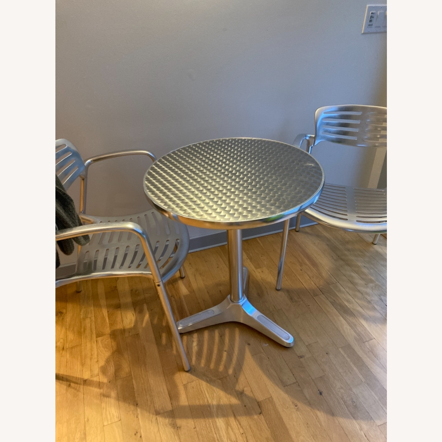 Design Within Reach Steel Side Table - image-7