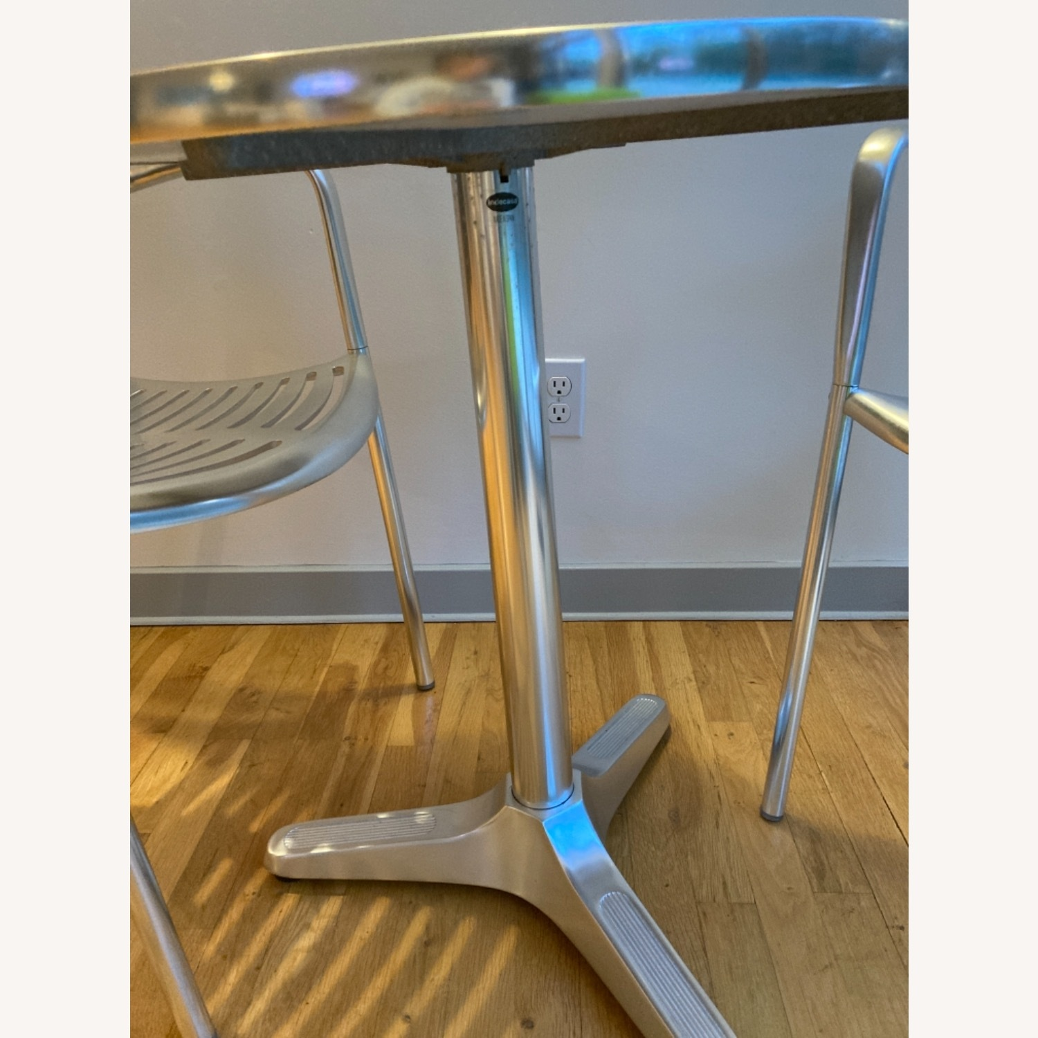 Design Within Reach Steel Side Table - image-4