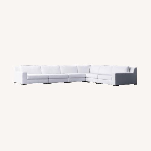 Used Restoration Hardware Modular Couch Sectional for sale on AptDeco