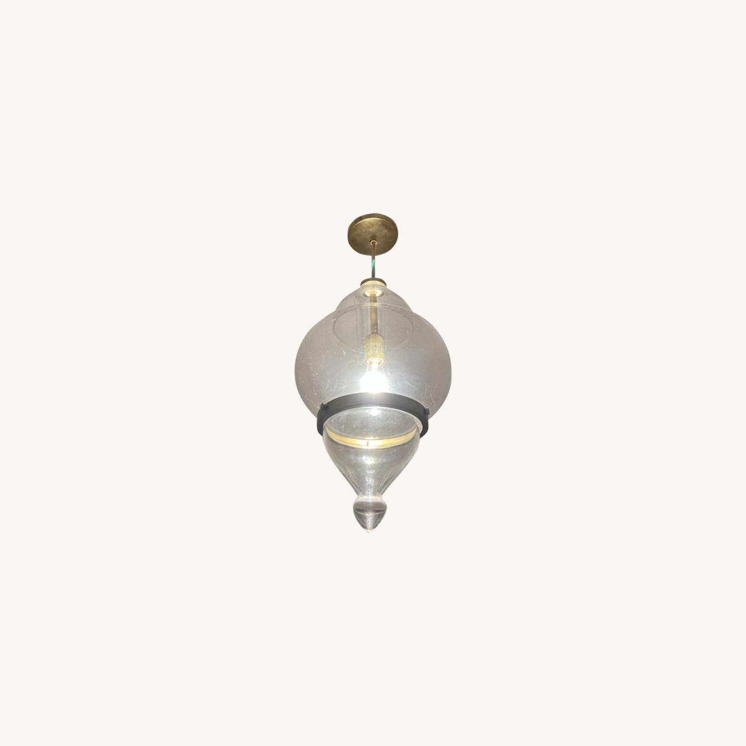 Anthropologie Alcazar Pendant Ceiling Light - image-0