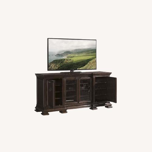 Used Lexington Media Console with TV Mount for sale on AptDeco