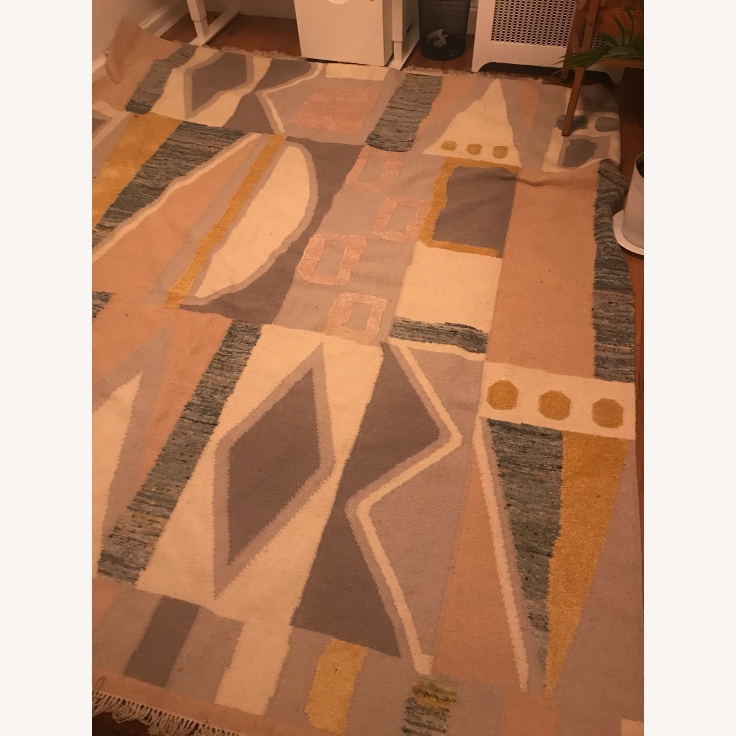 West Elm Large Abstract  Area Rug - image-3