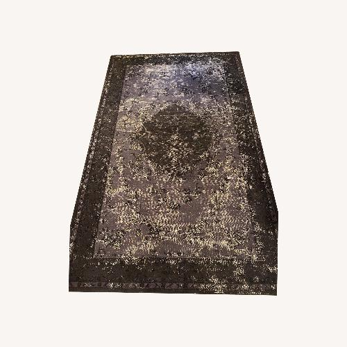 Used West Elm Mira Distressed Rug for sale on AptDeco