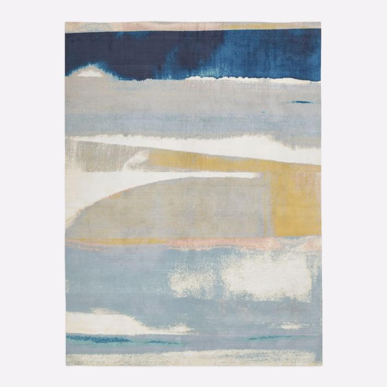 West Elm Sun-Kissed Landscape Rug - image-4