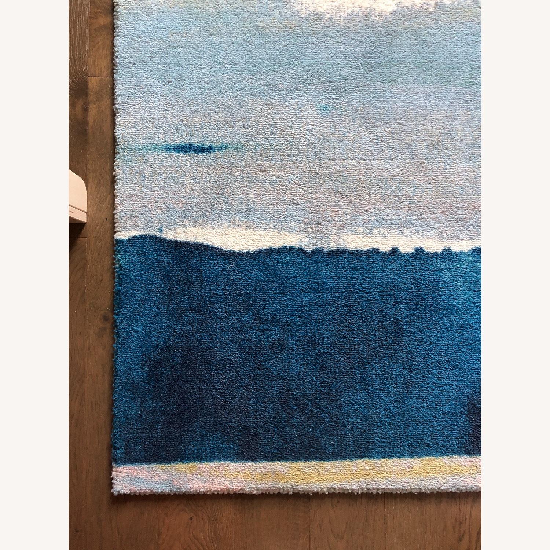West Elm Sun-Kissed Landscape Rug - image-3