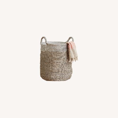 Used Anthropologie Sun Stream Basket for sale on AptDeco