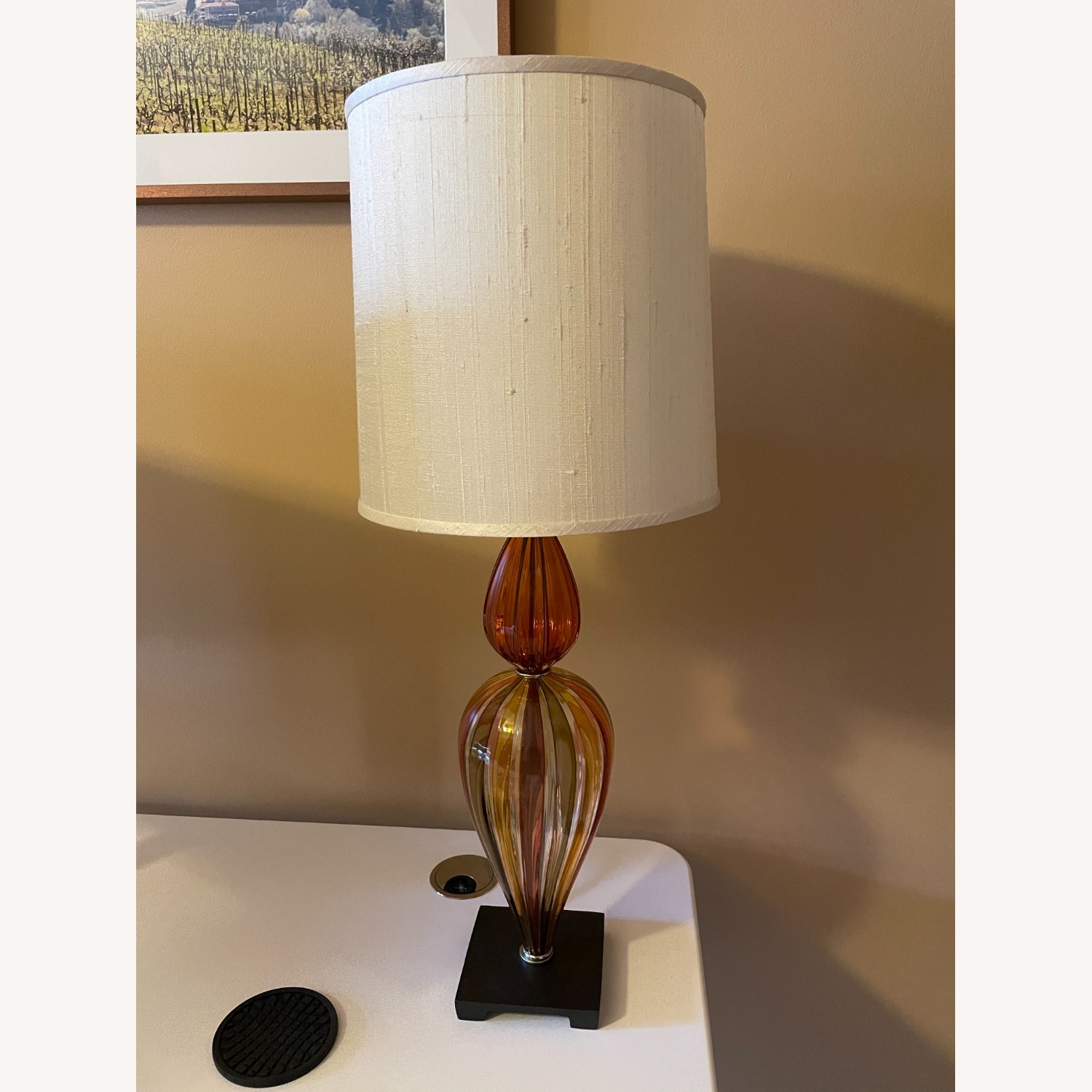 Glass Table Lamp - image-3