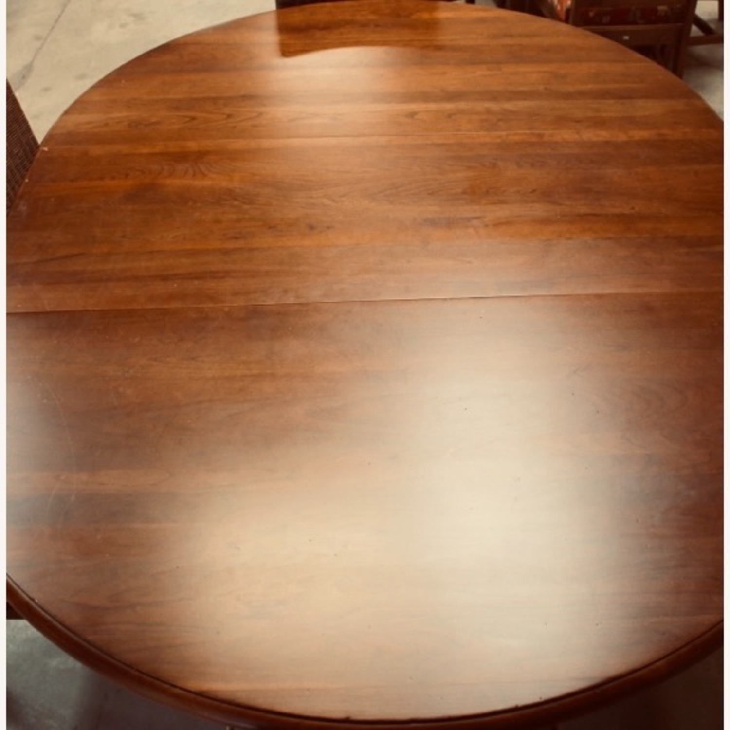 Ethan Allen Maisen Dining Table - image-5