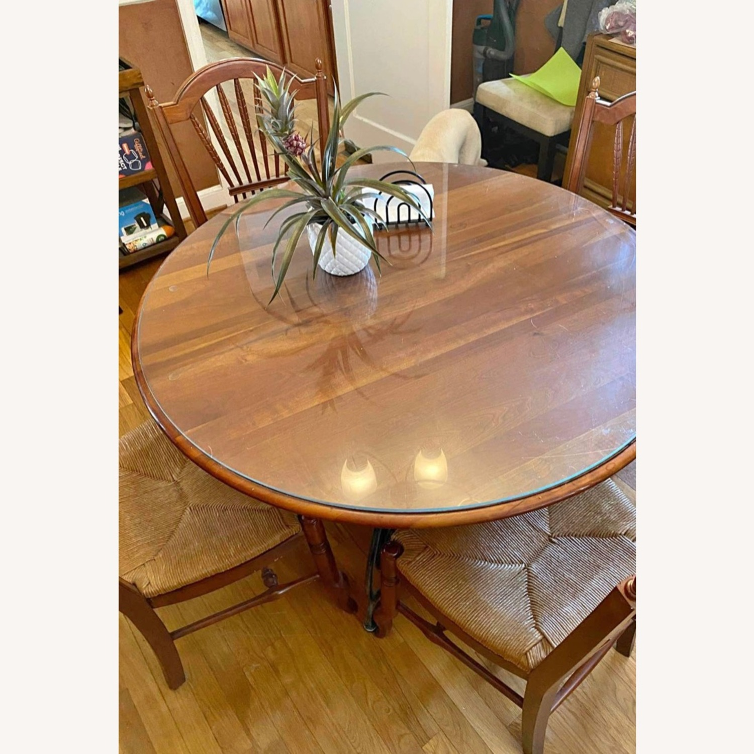 Ethan Allen Maisen Dining Table - image-1