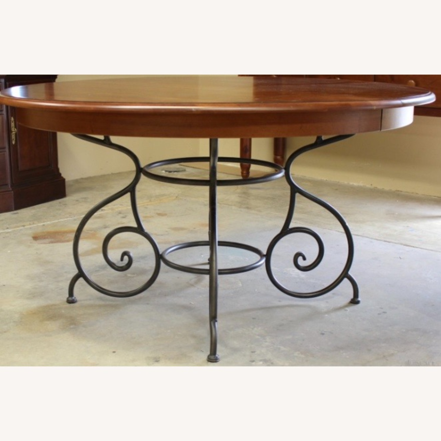 Ethan Allen Maisen Dining Table - image-6