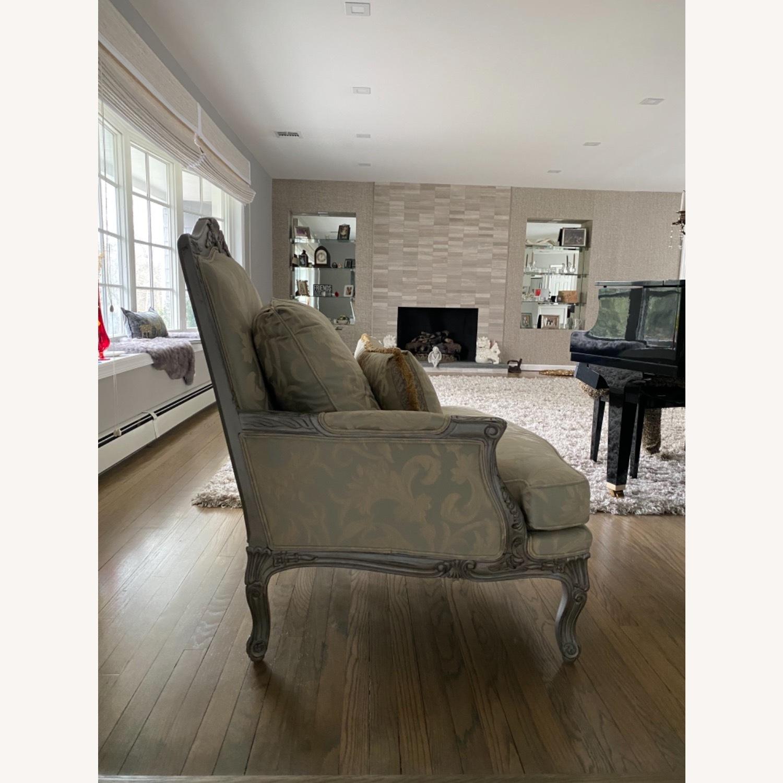 Ethan Allen Bergere Chair - image-2