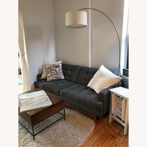 Used Urban Outfitters Mid Century Modern Couch/Futon for sale on AptDeco