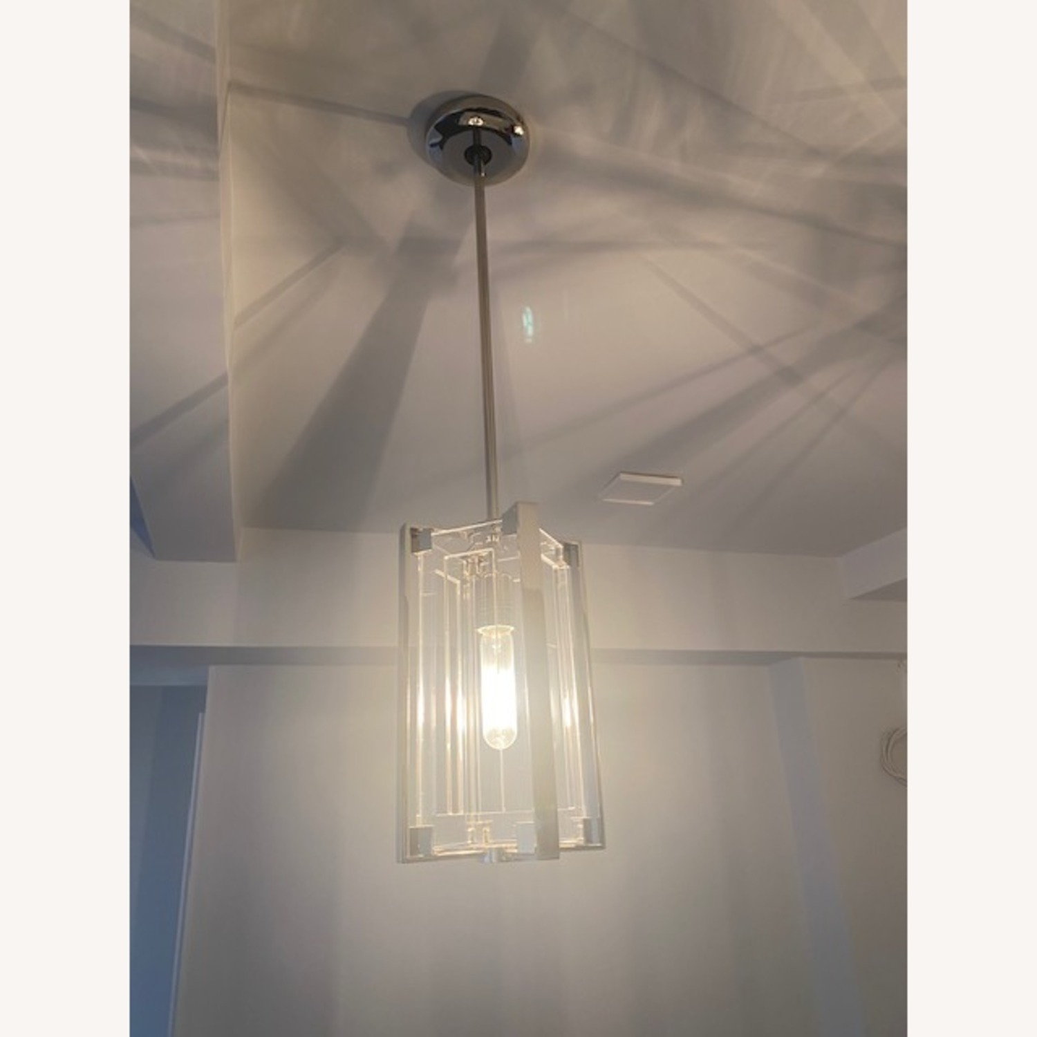 Pair of Hanging Ceiling Lights - image-3