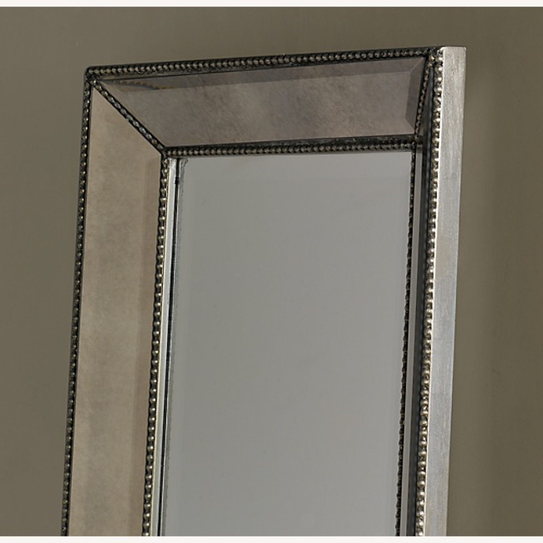 Restoration Hardware Venetian Beaded Mirror - image-3