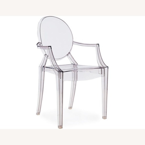 Used Hive Modern Louis Ghost Chair for sale on AptDeco