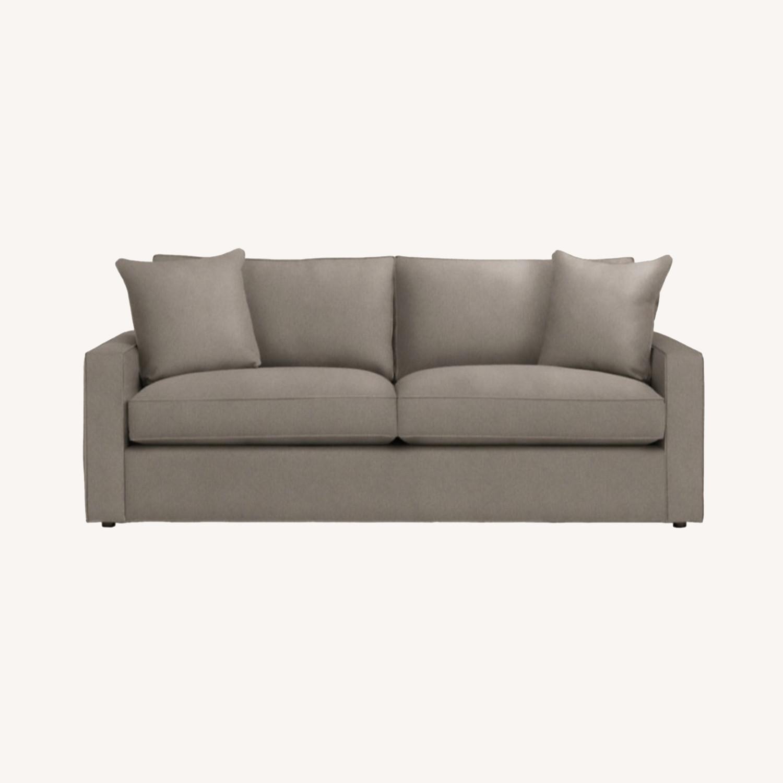 Room & Board Grey York Sofa - image-0