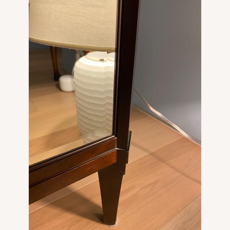Ethan Allen Mirrored Veronica Dresser - image-7
