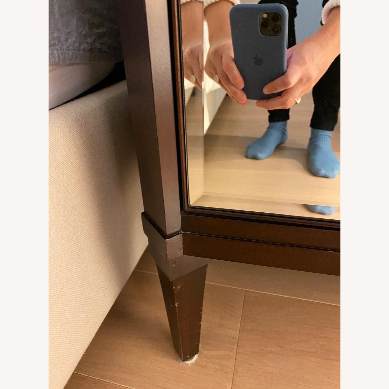 Ethan Allen Mirrored Veronica Dresser - image-6