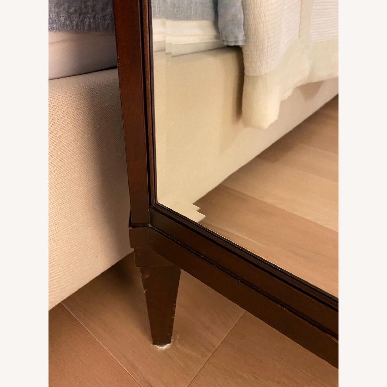 Ethan Allen Mirrored Veronica Dresser - image-8