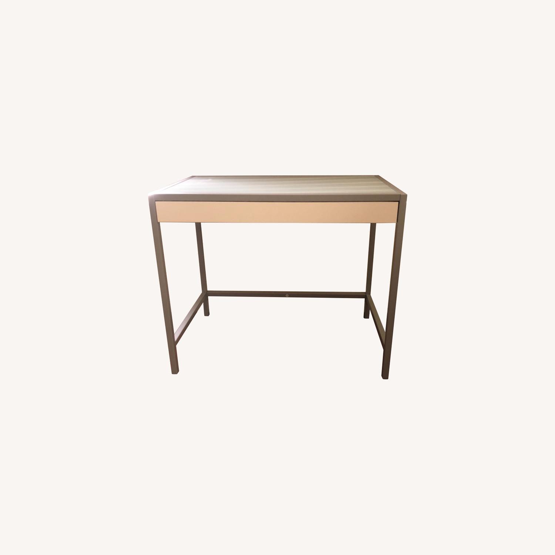 Modern White Desk - image-0