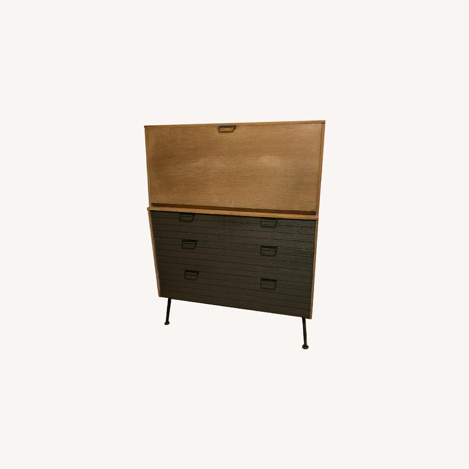 1950s MCM Desk by Raymond Loewy for Mengel - image-0