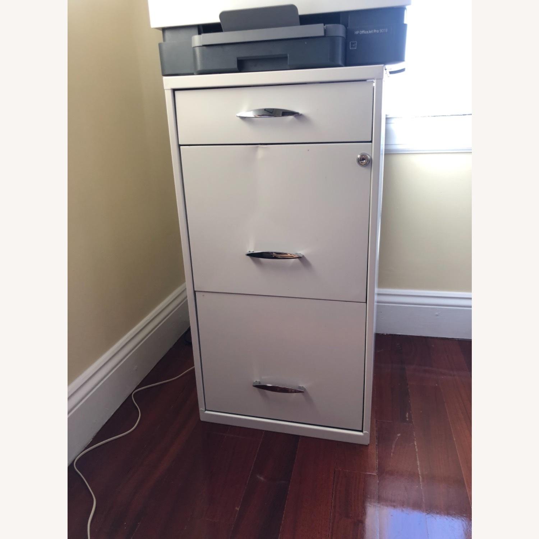 3 Drawer File Cabinet - image-2
