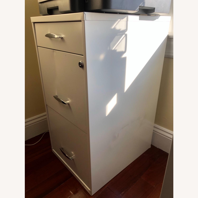 3 Drawer File Cabinet - image-3
