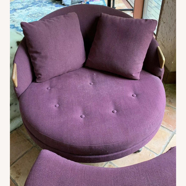 MCM Adrian Pearsall Havana Lounge Chair - image-2
