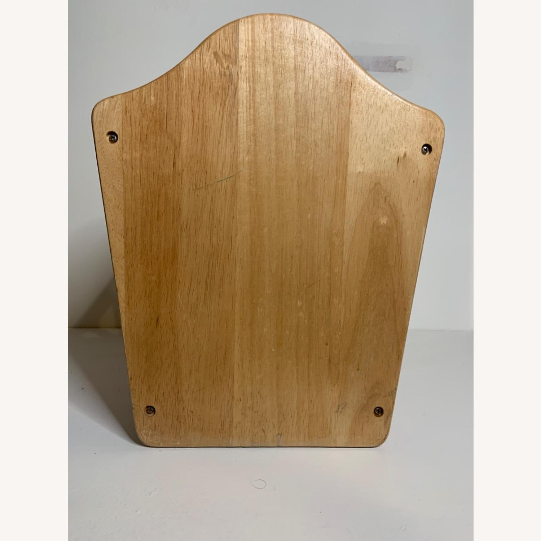 Wood Magazine Holder - image-1