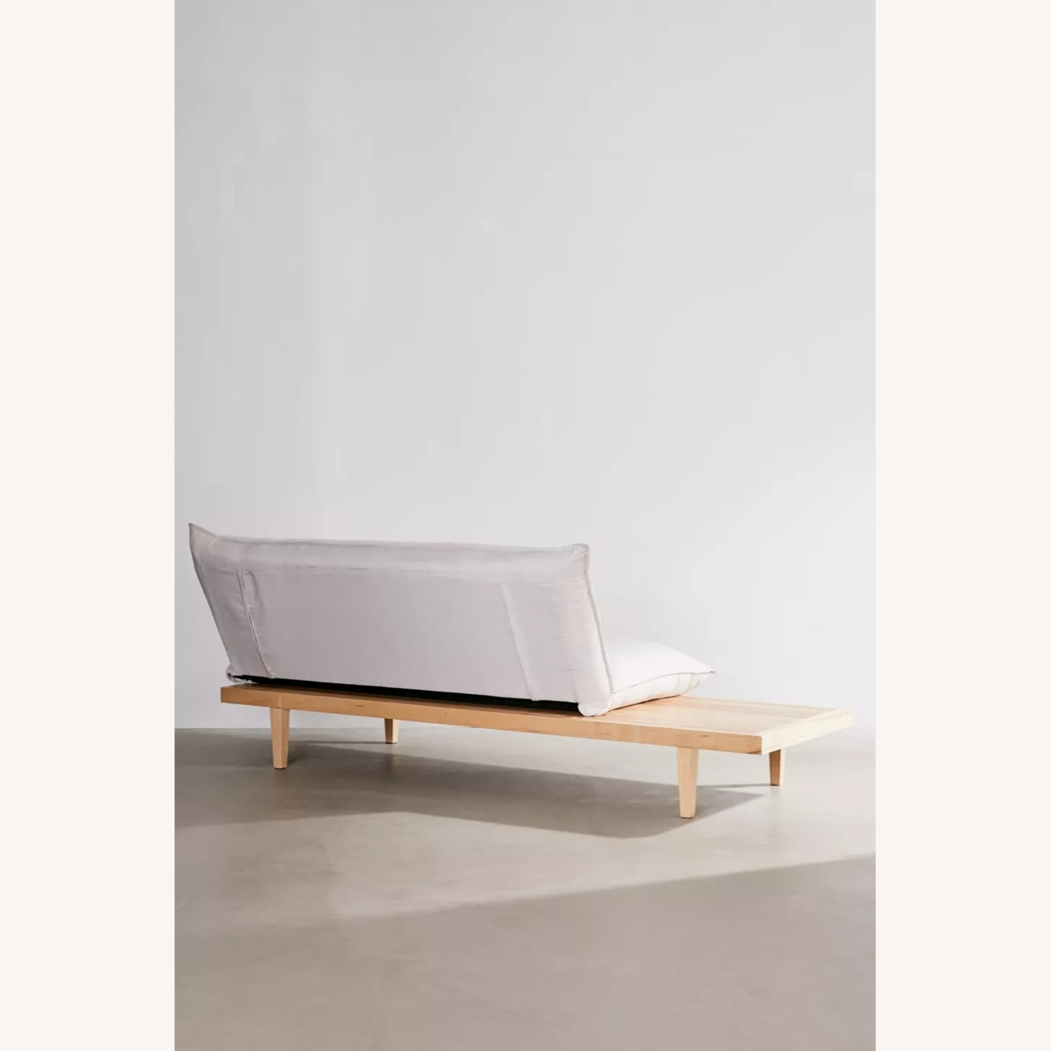 Urban Outfitters Reid Side Table Convertible Sofa - image-2
