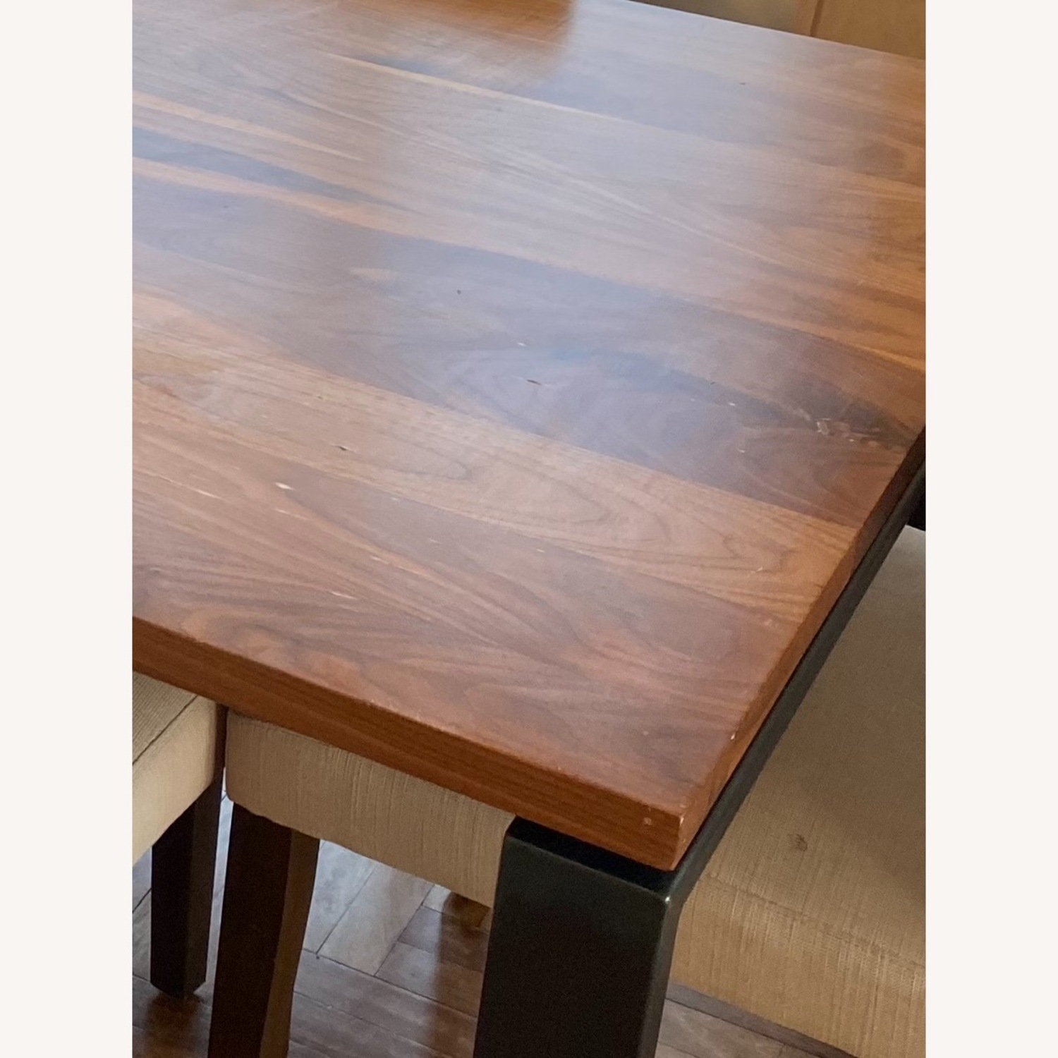 Room & Board Rand Walnut Top Dining Table - image-3