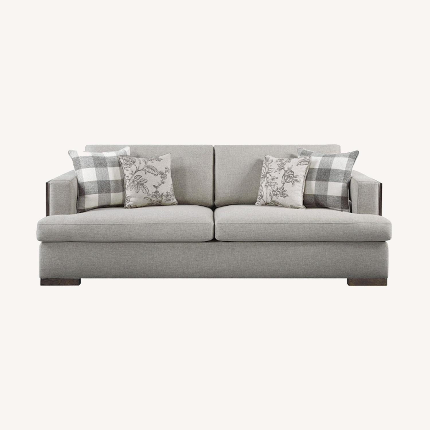 Ashley Furniture Couch - image-0
