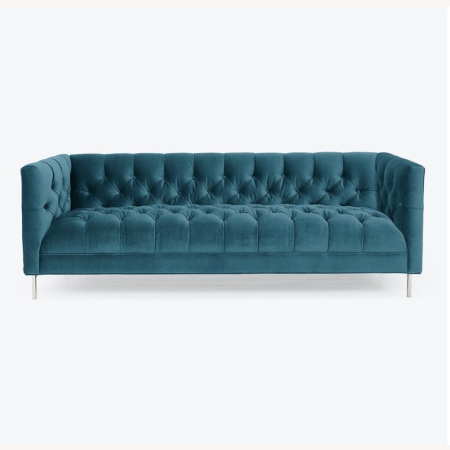 "ABC Tribeca 84"" Sofa (Cornflower Blue) - image-6"