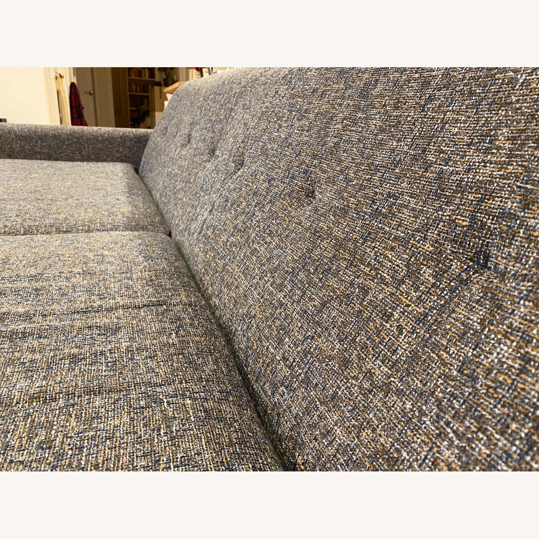 Joybird Dark Grey Hughes Sleeper Sofa - image-15